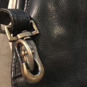 Hobo International Bags - Hobo International Black Leather Backpack Handbag